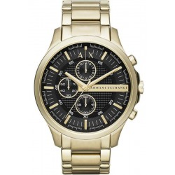 Buy Armani Exchange Men's Watch Hampton Chronograph AX2137
