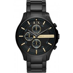 Buy Armani Exchange Men's Watch Hampton Chronograph AX2164
