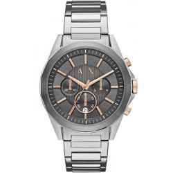 Buy Armani Exchange Men's Watch Drexler Chronograph AX2606