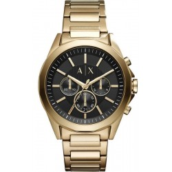 Buy Armani Exchange Men's Watch Drexler Chronograph AX2611