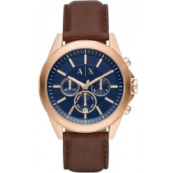 Buy Armani Exchange Men's Watch Drexler Chronograph AX2626