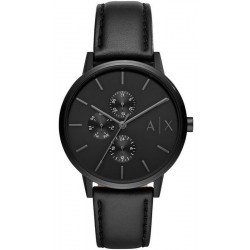 Buy Armani Exchange Men's Watch Cayde Multifunction AX2719