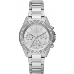 Buy Armani Exchange Women's Watch Lady Drexler Chronograph AX5650