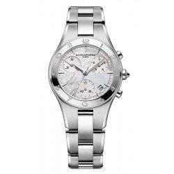 Baume & Mercier Women's Watch Linea 10012 Quartz Chronograph