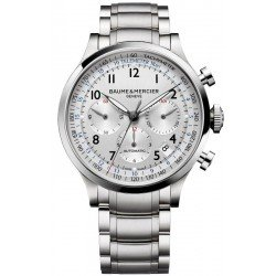Buy Baume & Mercier Men's Watch Capeland 10064 Automatic Chronograph