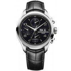 Baume & Mercier Men's Watch Clifton 10211 Automatic Chronograph