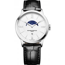 Buy Baume & Mercier Men's Watch Classima 10219 Moonphase Quartz