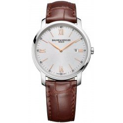 Buy Baume & Mercier Men's Watch Classima 10380 Quartz