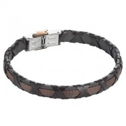 Buy Boccadamo Men's Bracelet Man ABR421M