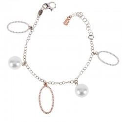 Boccadamo Women's Bracelet Orbital BR434