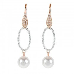 Buy Boccadamo Women's Earrings Orbital OR581