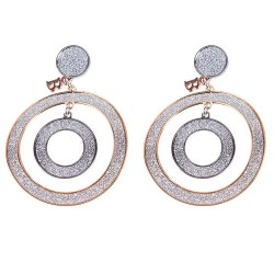 Buy Boccadamo Women's Earrings Magic Circle XGR071