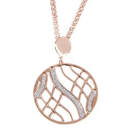 Boccadamo Women's Necklace Trix XGR147RS
