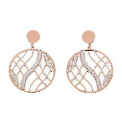 Boccadamo Women's Earrings Trix XOR124RS