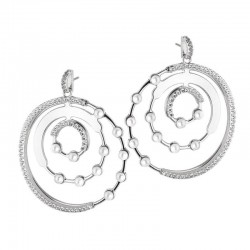 Buy Boccadamo Women's Earrings Orbiter XOR296