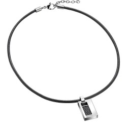 Buy Breil Men's Necklace Cave TJ0928