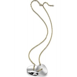 Buy Breil Women's Necklace Back To Stones TJ1368