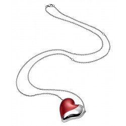 Breil Women's Necklace Heartbreaker TJ1417