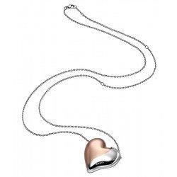 Breil Women's Necklace Heartbreaker TJ1419