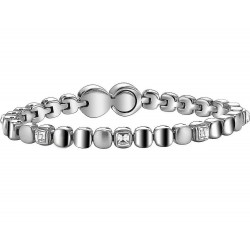 Buy Breil Women's Bracelet Rolling Diamonds M TJ1453