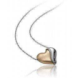 Buy Breil Women's Necklace Heartbreaker TJ1548