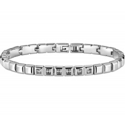 Breil Men's Bracelet Step Stone TJ1585
