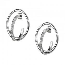Buy Breil Women's Earrings Mezzanotte TJ1900