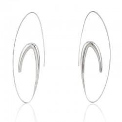 Buy Breil Women's Earrings Ipnosi TJ1964