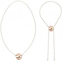 Breil Women's Necklace Universo TJ2197