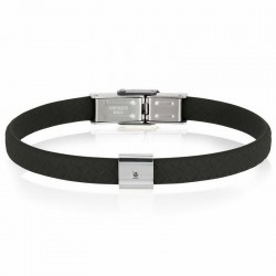 Buy Breil Men's Bracelet Black Diamond TJ2401