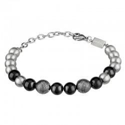 Buy Breil Men's Bracelet B Fence TJ2777