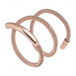 Buy Breil Womens Bracelet New Snake Steel TJ2839