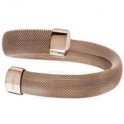 Buy Breil Womens Bracelet New Snake Double TJ2859