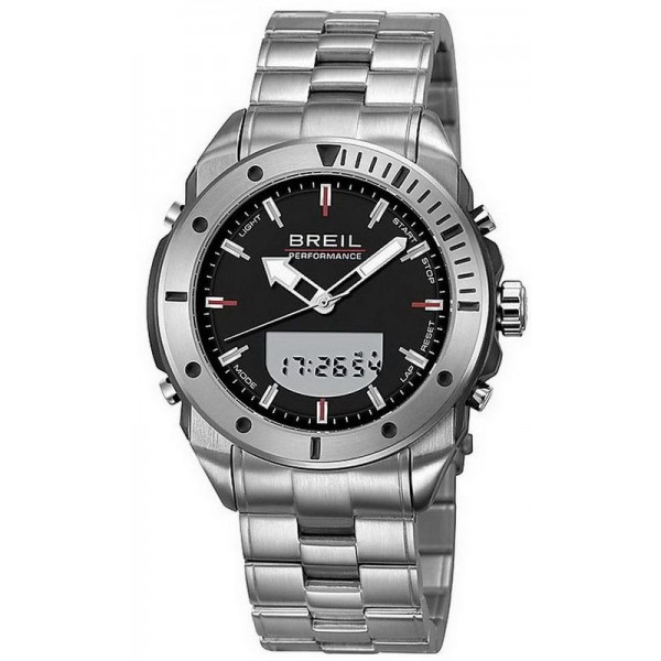 Buy Breil Men's Watch Sportside Performance Multifunction Quartz TW1122