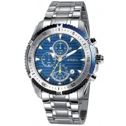 Breil Men's Watch Ground Edge TW1429 Quartz Chronograph