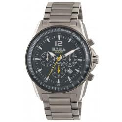 Breil Men's Watch Titanium TW1658 Solar Chronograph