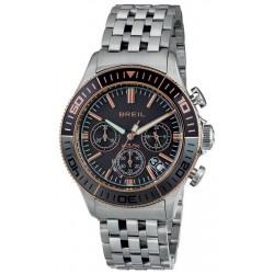 Breil Men's Watch Manta 1970 Solar Chronograph TW1821