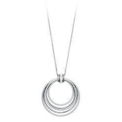 Brosway Women's Necklace Falling Star BFG01