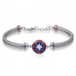 Buy Brosway Men's Bracelet Horizon BHO14