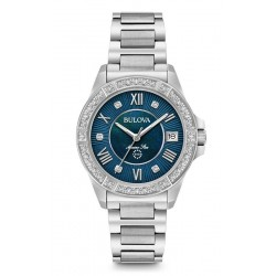 Bulova Women's Watch Marine Star 96R215 Quartz
