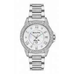 Bulova Women's Watch Marine Star Quartz 96R232