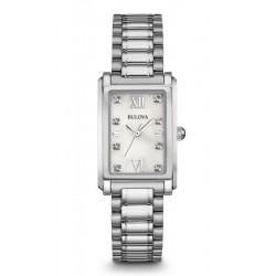 Buy Bulova Women's Watch Diamonds 96S157 Quartz