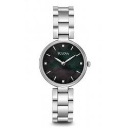 Buy Bulova Women's Watch Diamonds 96S173 Quartz