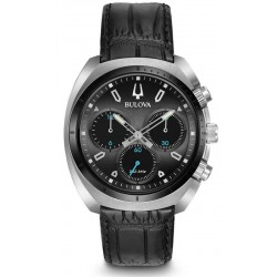 Buy Bulova Men's Watch Sport Curv Precisionist 98A155 Quartz Chronograph