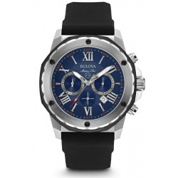 Buy Bulova Men's Watch Marine Star 98B258 Quartz Chronograph
