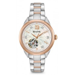 Bulova Women's Watch Classic Quartz 98P170