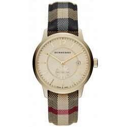 Buy Burberry Men's Watch The Classic Round BU10001