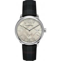Buy Burberry Men's Watch The Classic Round BU10008