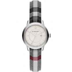 Buy Burberry Women's Watch The Classic Round BU10103