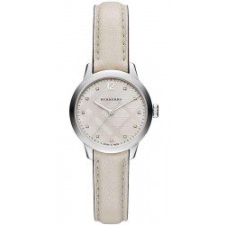 Buy Burberry Women's Watch The Classic Round BU10105